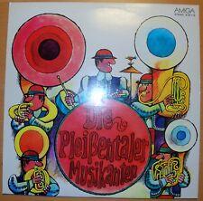 """LP Vinyl  """"DIE PLEIßENTALER MUSIKANTEN"""" - AMIGA - """"DDR"""""""