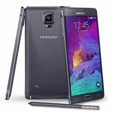 Samsung Galaxy Note 4 SM-N910F - 32GB - Charcoal Black Schwarz - Smartphone