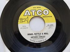 ARTHUR CONLEY - Shake Rattle & Roll / You Don't Have to See Me 1967 SOUL R&B 7""