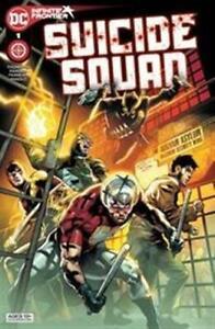 SUICIDE SQUAD #1 DC COMICS GEMINI 3/3/21 NM
