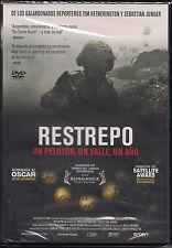 Restrepo (DVD Nuevo)