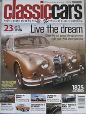 Classic Cars 05/2003 featuring Shelby GT350H, Lagonda, Porsche, Ford, Mercedes