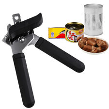 Manual Kitchen Craft Tin Opener Heavy Duty Easy Grip Stainless Steel