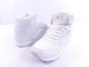 Reebok Classic Trainers Fur High Top Women's Shoes, White