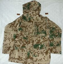 More details for new german army special forces smock tropentarn camo large