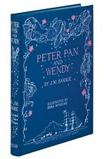 PETER PAN and WENDY Folio Society XL HC SLIPCASED GIFT EDITION