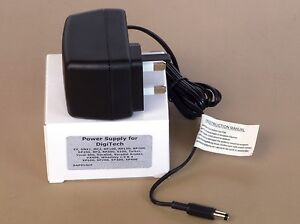 Power Supply for DigiTech Vocalist, Whammy, RP and XP