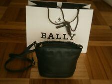 DESIGNER BALLY GENUINE LEATHER CROSSBODY / SHOULDER BAG.MADE IN ITALY.