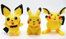 "FAKES/FALSI-Pokemon monster evoluzioni - ""PICHU, PIKACHU e RAICHU"" - n°172-25-26"