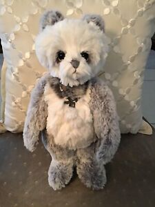 """GINNY CHARLIE BEARS 2017 PLUSH * 11"""" NEW WITH TAGS"""