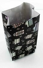 Paper Gift Bag Wooden Template