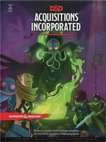 WOCC72550000 Dungeons and Dragons RPG: Acquisitions Incorporated
