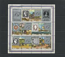 1980 Niue  Zeapex '80  Mini Sheet SG 263  Complete MUH/MNH as Issued