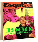 ESQUIRE SPECIAL ISSUE 1960s REVOLUTION JAPAN MAGAZINE 1991 Andy Warhol Dylan Z22