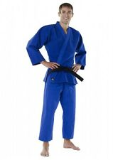 Mizuno JUDOANZUG, MIZUNO SHIAI, BLAU. für Wettkämpfe, Budesliga, usw. Judo, BJJ