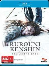 Rurouni Kenshin the Legend Ends NEW B Region Blu Ray