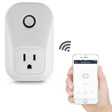 Remote Control Home Smart Wifi Timer Outlet Switch Socket US Plug for iPhone