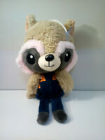 Rocket Raccoon a2 - Guardiani della Galassia - Disney Marvel Peluche 24cm con ve