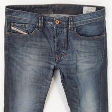 Mens Diesel LARKEE - TAPERED 0886S Blue Jeans W32 L34
