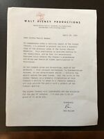 Walt Disney Productions Internal Memo- April 18, 1983- Launch Of Disney Channel