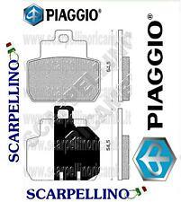 PASTICCHE FRENI + PIASTRA DUCATI S 749 cc dal 2003 -BRAKE PADS-PIAGGIO 610520M