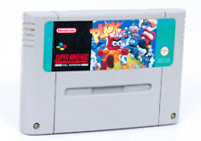 Plok - Super Nintendo SNES Retro Game Cartridge PAL