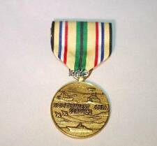 WWII US NAVY SOUTHWEST ASIA THEATRE CAMPAIGN MEDAL RIBBON ORIGINAL BOX