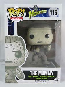 Movies Funko Pop - The Mummy - Universal Monsters - No. 115