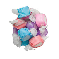 BERRIES & CREAM Salt Water Taffy Candy - TAFFY TOWN - 25 PIECES - FREE SHIPPING