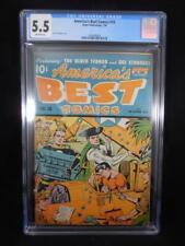 America's Best Comics #16    CGC 5.5    Alex Schomburg Cover