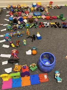 100 Mcdonalds Toys 1990s Til Now
