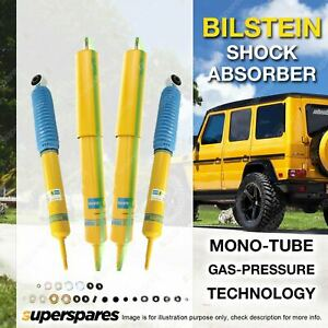 F + R Bilstein B6 Shock Absorbers HEAVY DUTY for LAND ROVER DEFENDER 90 110