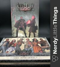 CMON Comics Vol. 1 - Kickstarter - Cthulhu Death May Die - Comic + Extras