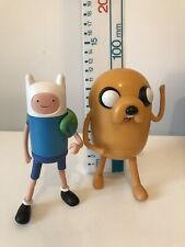 Adventure Time 10 Jake And  Finn Action Figure X 2
