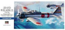 Hasegawa D21 - Mitsubishi A6M2 Zero Fighter Type 21 (Zeke) 1:72