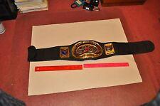 2000 Jakks Pacific WWF CHAMPION Youth Foam INTERCONTINENTAL Wrestling Belt WWE