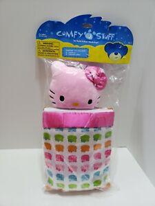 Build-a-Bear HELLO KITTY Bedding Blanket & Pillow Set Stuffed Animal Accessories