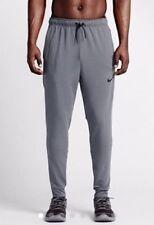 Nike sz 2XL Men's Dri-Fit Fleece Training Pants Dry Cool Grey 742212 065 NEW