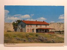 Chateau De Mores Medora North Dakota Vintage Postcard