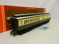 Hornby OO GWR 3rd Class Clerestory Brake Coach 3371 R123 (A)