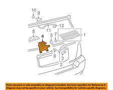 TOYOTA OEM 08-13 Highlander Wiper-Rear Window Motor 851300E051