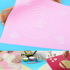 Non Stick Silicone Baking Sheet Cake Mat Tray Liner Work Top Protector JDK