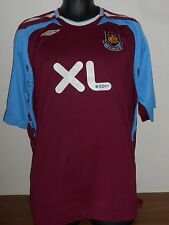 West Ham United Home Shirt (2007/2008) 3xl men's #632