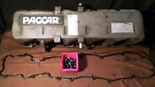 Peterbilt Paccar MX-13 Diesel Engine OEM Valve Cover Set Gasket and Screws!