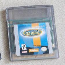 Tony Hawk's Pro Skater (Nintendo Game Boy Color, 2000)  Tested, Works!