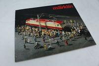 CATALOGO MARKLIN 1980  N°   [IQ1-047]