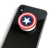 Support telephone marvel+ Coque iPhone 6 7 8 /accesoire/captain america/support/