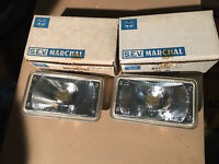 MARCHAL 859 IODE - PHARES ADDITIONNELS / SPOT LIGHTS - MULTIMARQUE - OLD CARS