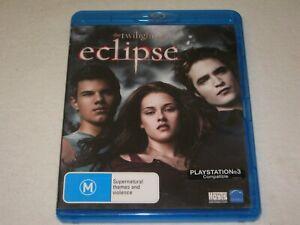 The Twilight Saga - Eclipse - VGC - Region B - Blu Ray