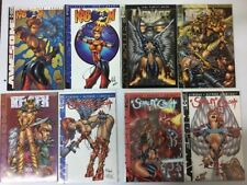 8 COMIC CRAFT VINTAGE ADULT COMIC 📚BOOKS EXCELLENT CONDITION SHIPS FREE &FAST